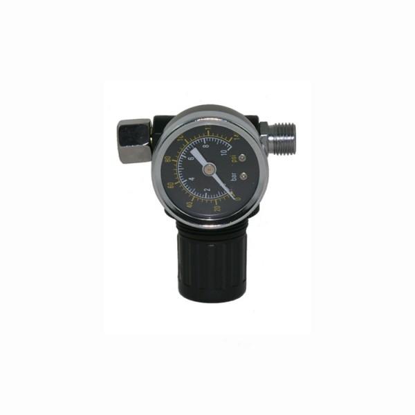 Mini Druckluftmanometer